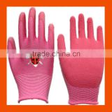 Foam Latex Kids Garden Gloves,Palm Gripping Gloves,Work Gloves