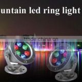 6w fountain light with dmx controller