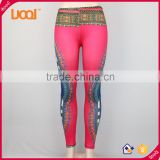 African fashion clothing Wholesale sexy dashiki leggings for women                                                                         Quality Choice