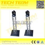 Moving head light truss, lighting truss, light stand, easy to assemble!                                                                         Quality Choice