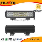 High Brightness wholesale led light bar Amber led light bar lens 72w Offroad led light bar