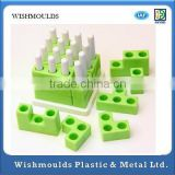 quality building blocks plastic injection mould maker with trade assurance