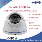 2016 new model 1.3mp ahd camera infrared ahd cctv camera outdoor camera