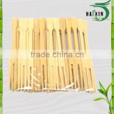 Fruit Cocktail Forks Party Finger Food Wedding BBQ Buffet Bamboo Sticks