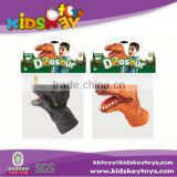 wholesale dinosaur toys dinosaur hand puppet platic hand puppet for kids