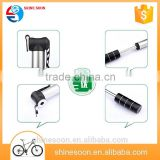Fashionable Style Wholesale Super mini Electric Bicycle Pump, Aluminum Tube Football Inflator