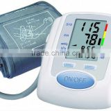 Talking blood pressure monitor with voice annoucement in English/French/German/Spanish/Italian/Russian