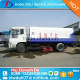 Dongfeng 4x2 vacuum cleaner truck pneumatic cleaning truck for sale