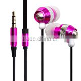 new technology consumer electronics, earphones headset wholesale, noise cancelling headphones for iphone 6/ mp3 players