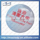 souvenir novelty 24mm custom promotion printing tin button
