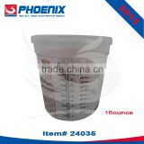 24035 16ounce Paint Mixing Cup