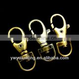 Fashion bronze Zinc Alloy Key Chain Hook wholesale