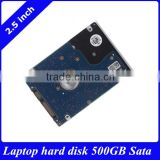 Brand new Original HGST 2.5 inch 500 sata laptop hard disk HDD drive 7200rmp 32mb 7mm HTS725050A7E630