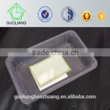 BV Onsite Check Assessed Supplier Vacuum Formed Plastic Tray For Packing Fresh Meat Fruit