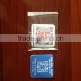 High transparent plastic opp cellophane bag for candy packaging
