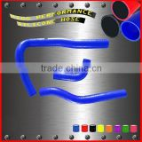 Blue Motorcycle silicone radiator hose kit for Kawasaki KX65 KX 65 00-12 2000-2012 Motorcycle hose parts