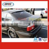 1996-2003 E39 carbon fiber wing rear roof spoiler FOR BMW 5 series auto bodykits