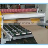 corrugated carton box flat press slitter scorer machine paperboard cardboard cutter machinery
