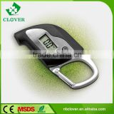 Multi-function with carabiner and compass digital tire pressure gauge for car                                                                         Quality Choice
