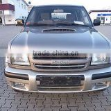 USED CARS - ISUZU TROOPER DTI DOUBLE CAB (LHD 4671)
