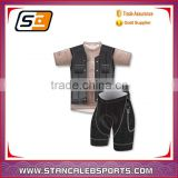 Stan Caleb sublimation cool design cycling suit /cycling jersey