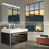 Home decor good quality bathroom furniture mirror cabinet with light
