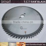 SKS51 good finishing Steel Fswnd Non-ferrous metals cutting carbide tipped circular saw blades