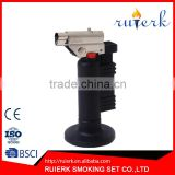 New Arrival Butane Gas Torch Lighters Jet Flame Gun Welding Soldering Burner Heating Cooking up to 1300C EK-002