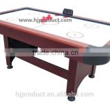 manufacturer high quality but cheap price indoor home play 6ft electric air powered ice hockey table