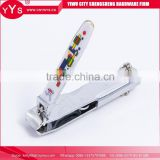 Wholesale toe nail cutter,portable nail clipper