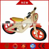 hot sale high quality wooden bike,popular wooden balance bike,new fashion kids bike VC-A904