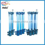 Aquarium external canister cartridge filter housing