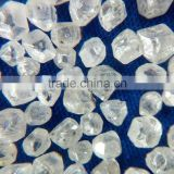 A001 HPHT white rough synthetic diamond from zhengzhou sinocrystal superhard materials sales CO., Ltd