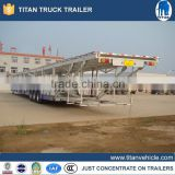 TITAN new car carry trailer, car transport semi truck trailer for sale