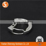 China supplier fly fishing snap hook, snap swivel, hook lock