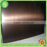 best products anti finger brass sheet for building material
