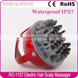 Professional electrical acupressure vibrator massage machine for bath