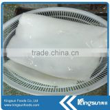 Frozen peru giant squid fillet price with good quality