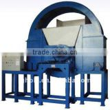 waste car/truck/fiber tire shredding machines