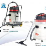 60/90L Wet and Dry Vacuum Cleaner( plastic tank/Stainless steel)/Dust suction and water absorption machine