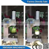 Factory price automatic coconut trimming machine