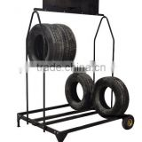 3-Tier Tire Display Stand