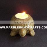 Marble Candle stand, Stone Candle Stand, Soapstone Candle Stands