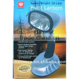 Pivot lantern,desk light,led lantern light