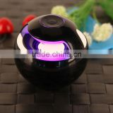 Portable Wireless Bluetooth Speaker with Colorful LED Light and Compatible with all Bluetooth Devices,Handsfree Speakerphone