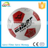 customized size and weight high wear resistance environmentally friendly TPU leather football soccer ball for team