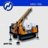 MGJ-50L anchor RIG drilling for anchoring and jet-grouting horizontal directional drilling rig