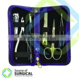 Low Cost Portable | Personal Care Beauty Kit with High Quality Instruments | Manicure Pedicure Set