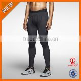 2016 new mens tights pantyhose sport leggings for running