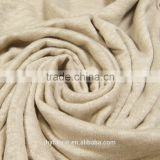 Reactive dyeing linen viscose Blend fabric 50%Linen 50%viscose blended fabric